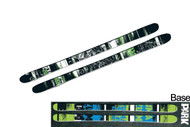 Zuma Twin Tip Park Skis 2012