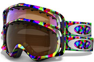 Oakley JP Auclair Signature Series Splice Snow Goggle 2012