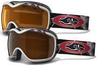 Oakley Caia Koopman Signature Series Stockholm Snow Goggle 2012