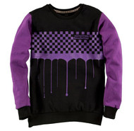 Jiberish Dripcheck Crewneck Sweatshirt 2012