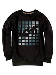 Jiberish Late Night LoHi Crewneck Sweatshirt 2012