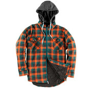 Jiberish Mr. Blue Riding Hood Flannel 2012