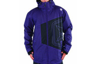 Sessions Truth Mini Stripe Mens Jacket 2012
