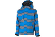Sessions Youth Bucky Heather Stripe Jacket 2012
