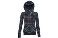 Womens Nomis OG Plaid Hoodie 2012