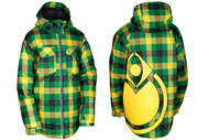 Nomis Mens Flannel Jacket 2012
