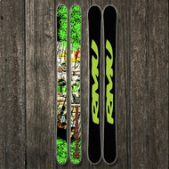 RMU SKIS The Diam Skis 2012