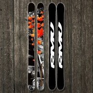 RMU SKIS 2012 The Professor Skis