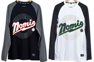 Nomis Mens Baseball LS Shirt 2012