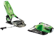 Look Pivot 18 Wide Kiwi Green Ski Bindings 2013