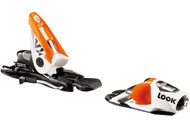 Look NX 12 Medium White Orange Ski Bindings 2013