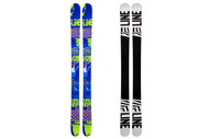 Line Super Hero Youth Skis 2013