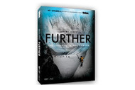 "Teton Gravity ""Further"" Snowboard DVD/Bluray Combo"