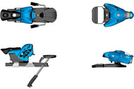 Salomon STH 14 Driver Ski Bindings 2013