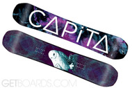 Capita Birds of a Feather Women's Snowboard 2013