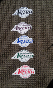 Armada Ski Authority Sticker