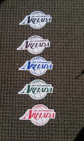 Armada Ski Authority Sticker
