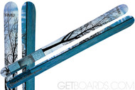Rocky Mountain Underground Blue Light Special Skis 2013