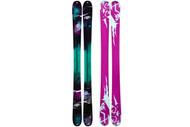 K2 MissBehaved Women's Skis 2013