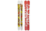 K2 Bad Seed Junior Skis 2013