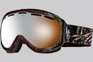 Anon Hawkeye Mark Landvik Pro Goggle with Silver Amber Lens 2013