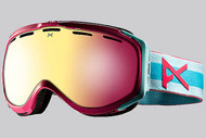Anon Women's Haven Go Go Goggle with Pink SQ Lens 2013