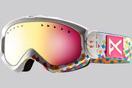 Anon Women's Majestic Weaver Goggle with Pink SQ Lens 2013