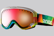 Anon Youth Tracker Jello Goggle with Pink Amber Lens 2013