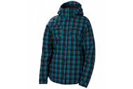 Teal Flannel