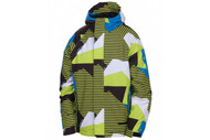 686 Mannual Mix Insulated Youth Jacket 2013