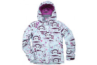 Paul Frank Julius Sketch Youth Girls Jacket 2013