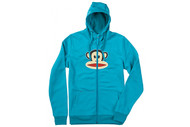 Paul Frank Julius Bonded Tech Fleece Youth Girls Jacket 2013