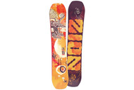 Zion Zany Earth Series Snowboard 2013