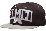 Elm Collegiate Snapback Hat 2013