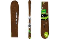 Fischer Addict Skis 2008