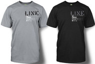 Line Stencil Tshirt 2014