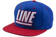 Line Oh Snap! Back Cap 2014