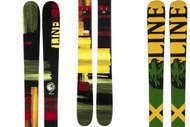 Line Blend Skis 2014