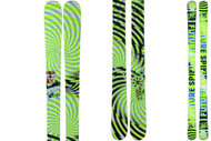 Line Future Spin Skis 2014