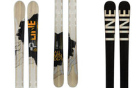 Line Prophet 85 Skis 2014
