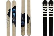 Line Prophet Flite Skis 2014