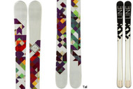 Line Soulmate 90 Women's Skis 2014
