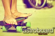 Team Phun Astroboard Skateboard 2013