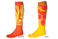 Armada Take Out Ski Sock Two-Pack 2014