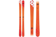 Volkl Wall Flat Skis 2014