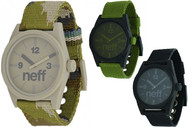 Neff Daily Woven Watch 2014