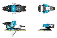Salomon STH2 WTR 16 Ski Bindings 2014