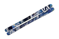 Salomon Q-98 Skis 2014