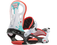 Rome Minishred Youth Snowboard Bindings 2014