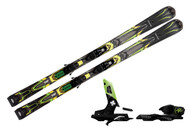 Rossignol Pursuit 16 Ti Skis with Axial2 120S TPI2 Bindings 2014